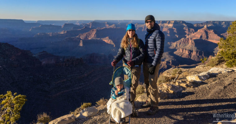 Top 11 one-mile hikes for the whole family in National Parks (Part 1)